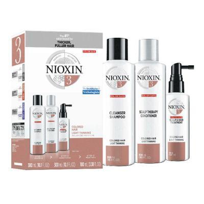 Nioxin - #3 Starter Kit