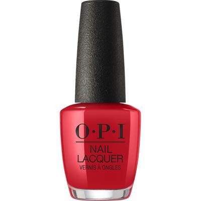 OPI - Big apple Red