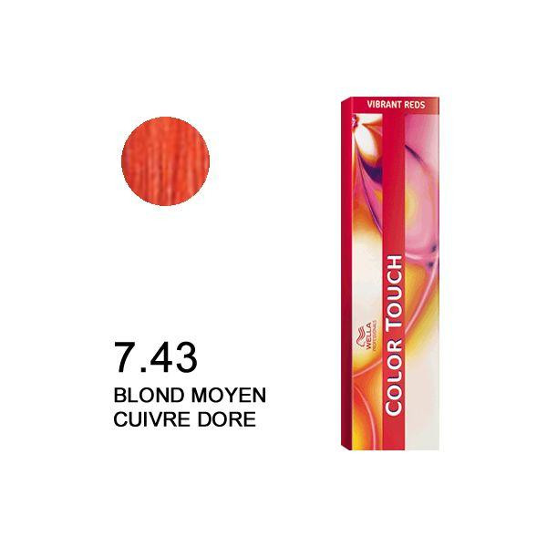 wella color touch color touch 743 products matmax ca - Coloration Wella Koleston