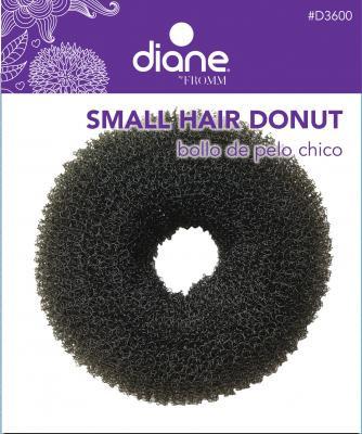 Diane - Beigne pour coiffure haute petit - noir