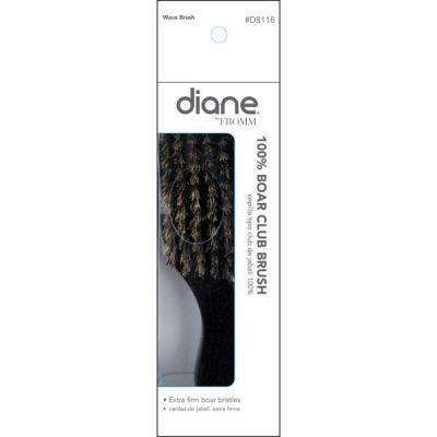 Diane - Brosse Club 100% sanglier moyenne 8 rangées 7