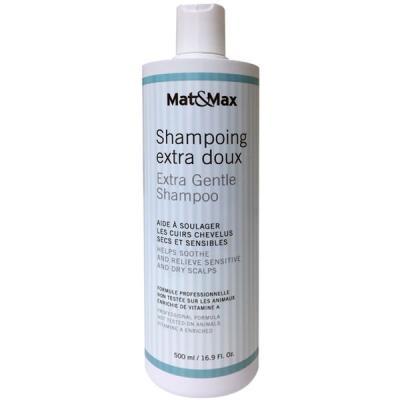 Mat&Max - Extra Gentle shampoo 16.9oz