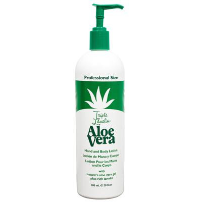 Triple Lanolin - Aloe Vera lotion 20oz
