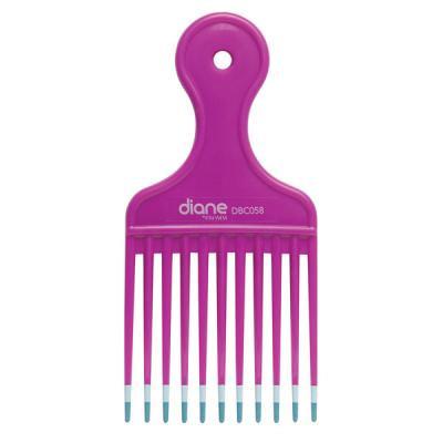 Diane - Peigne gonflant moyen / couleurs assorties DBC058