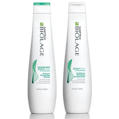 Matrix Biolage - Scalp Sync cooling mint duo 13.5oz