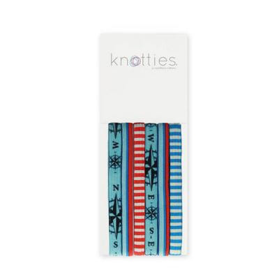 Knotties - Wides 6/pack - Seafarer