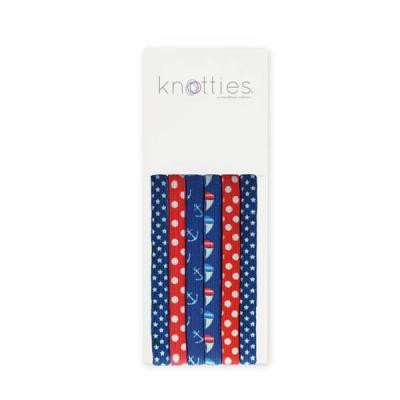 Knotties - Wides 6/pack - Sail Away