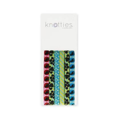 Knotties - Wides 6/pack - Lucy Love