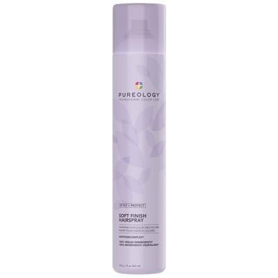 Pureology - Soft Finish hairspray 11oz
