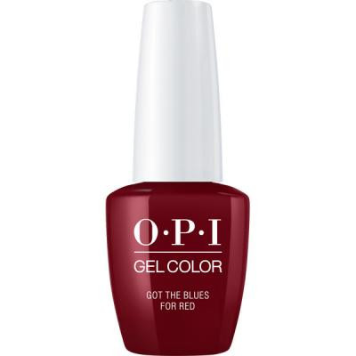 OPI - Got the Blues for Red - Gel