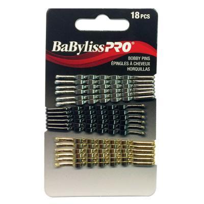 Babyliss Pro - Épingles à cheveux 18/paquet